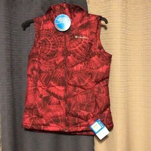 Columbia vest in a size M